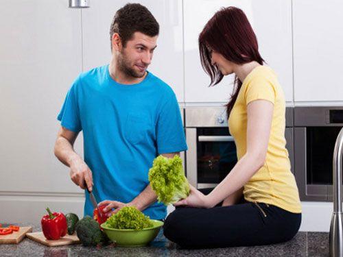چه خوراکی هایی بخوریم تا شهوت مان کم شود؟