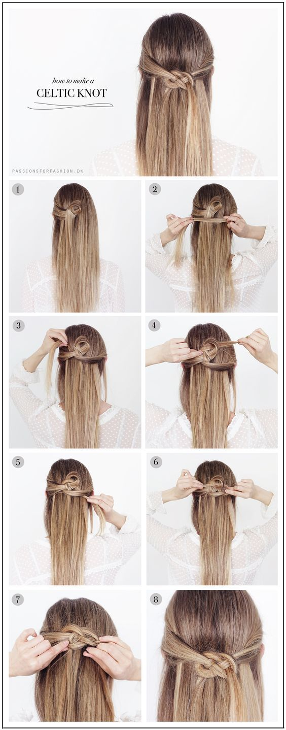 آموزش بستن مدل موی دم اسبی دخترانه + مدل های زیبای مو