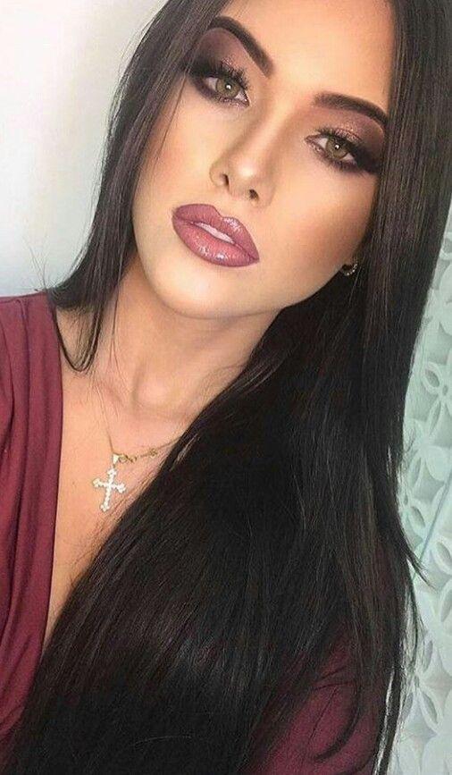 فوت و فن های آرایشی برای زیباتر شدن + مدل های زیبای آرایش صورت
