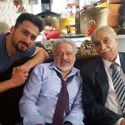 عکس و بیوگرافی تمام بازیگران سریال پدر +عکس های بازیگران سریال پدر