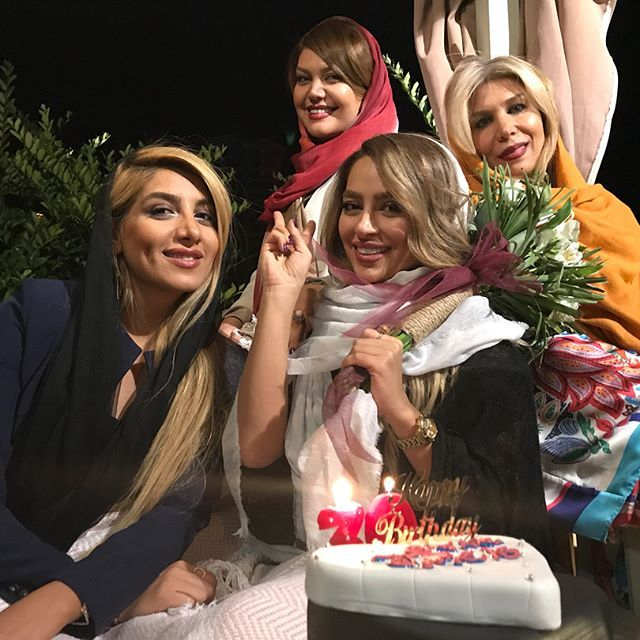 کافه اینستا با سمانه پاکدل نو عروس دنیای سینما