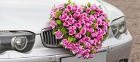 تزئینات ماشین عروس با بادکنک و گل برای انواع ماشین ها