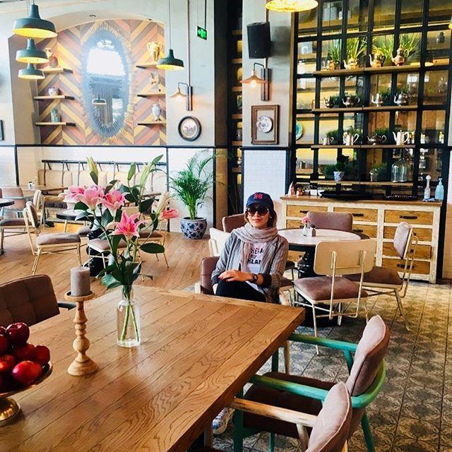 کافه اینستا با نیکی مظفری | دختر مجید مظفری