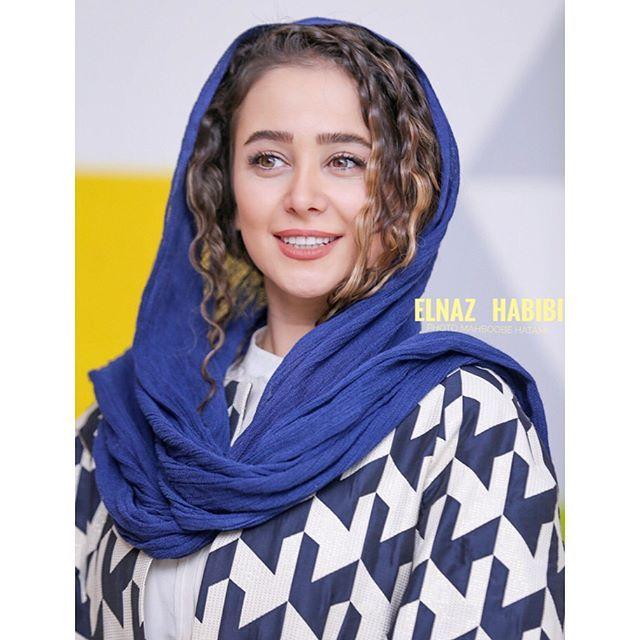 کافه اینستا با الناز حبیبی بازیگر جوان و جذاب سینما