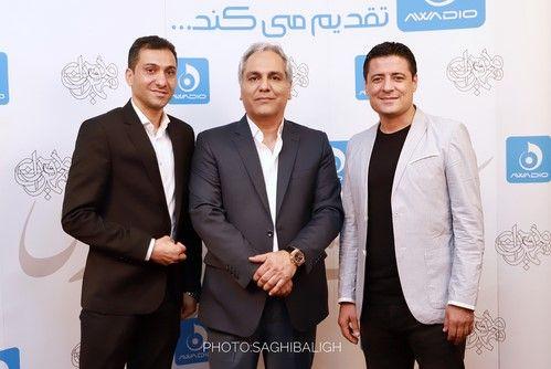 سوپر استارها در کنسرت مهران مدیری   خواندن ترانه سوغاتی مرحوم هایده