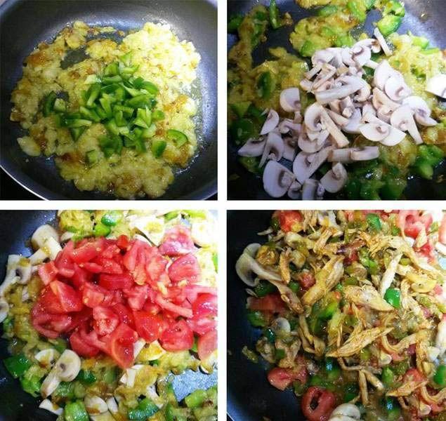 بهترین طرز تهیه کوکو سبزی + سیب زمینی سرخ کرده ترد