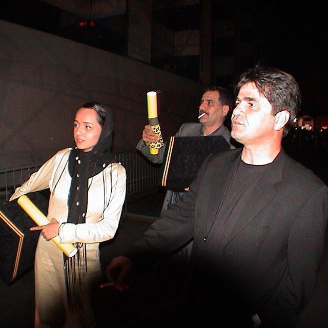 کافه اینستا با ترانه علیدوستی و خداحافظی از شهرزاد