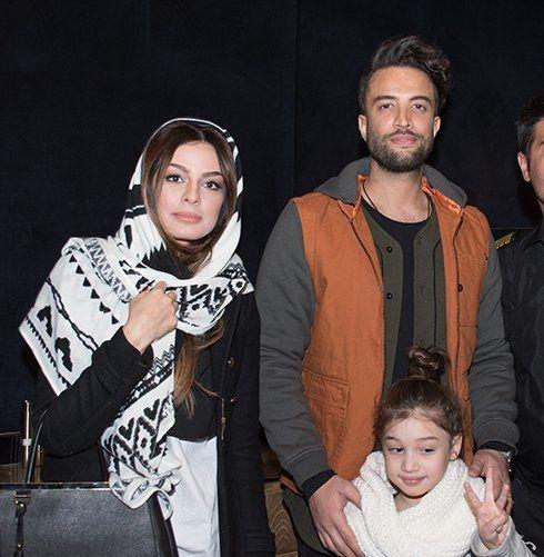 بیوگرافی بنیامین بهادری و همسر و دخترش بارانا +عکس های بنیامین بهادری