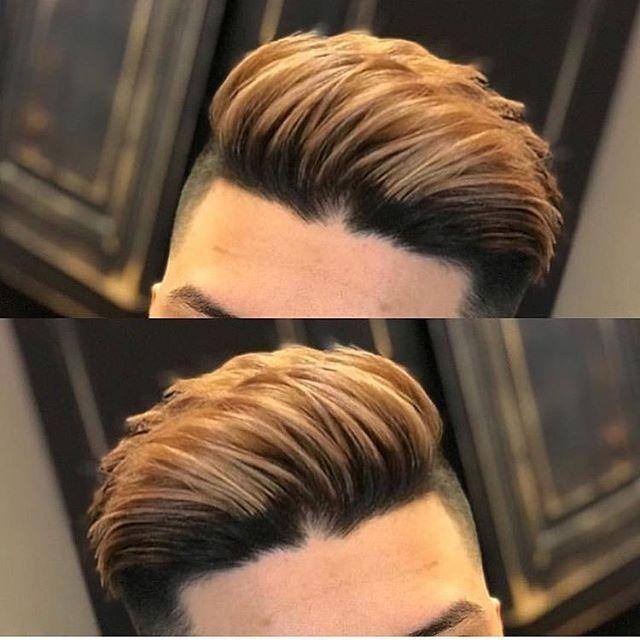 مدل موهای فشن و لاکچری مردانه + آموزش حالت دادن به مو مردانه