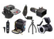 تمام لوازم جانبی برای دوربین عکاسی | اسامی لوازم عکاسی
