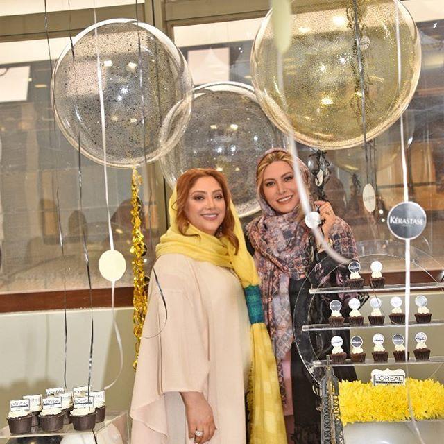 کافه اینستا با فریبا نادری خانم ستاره مشهور ایرانی