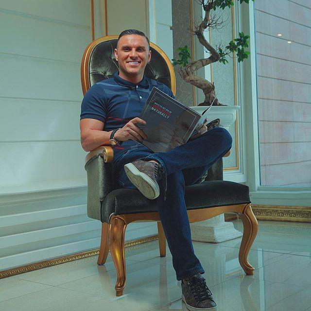 کافه اینستا با آرمین 2afm از سلاطین دیس لاو +عکس