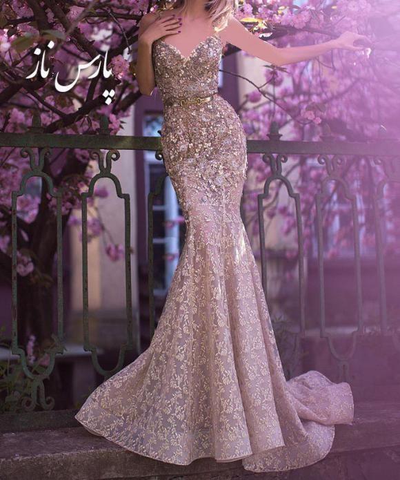 مدل های لباس مجلسی دخترانه و زنانه بلند 2019 + راهنمای انتخاب و ست کردن