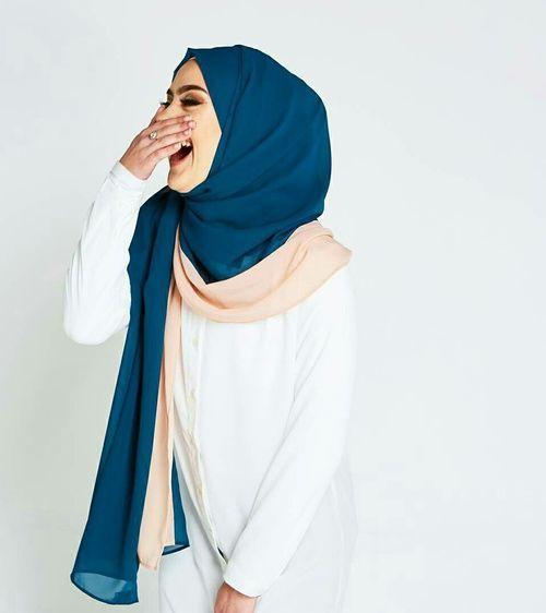 روش های بستن شال و روسری | آموزش تصویری و گام به گام