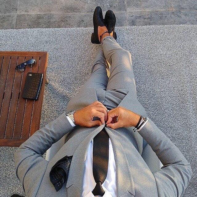 انواع استایل مردانه شیک + نکات شیک پوشی برای مردان (ست لباس)