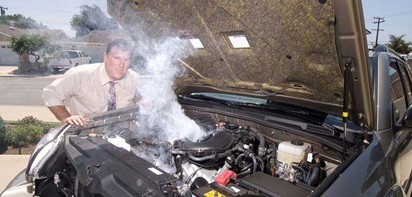 روش های خنک نگه داشتن خودرو + جلوگیری از جوش آوردن خودرو