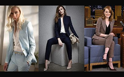 مدل کت شلوار مجلسی در اینستاگرام
