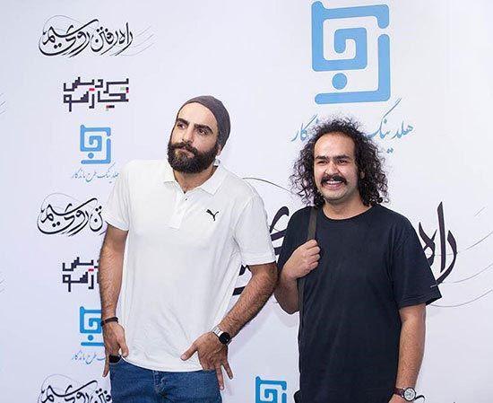 استایل سلبریتی های ایرانی مشهور در این چند وقت