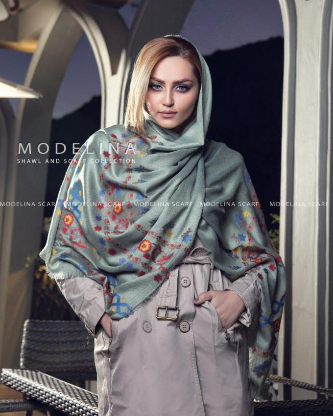 کالکشن بی نظیر از مدل شال و روسری برند مدلینا + آدرس فروشگاه های مدلینا