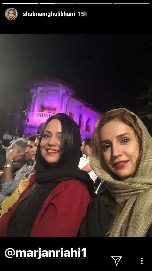 استوری کوتاه از بازیگران و چهره های مشهور ایرانی (16)