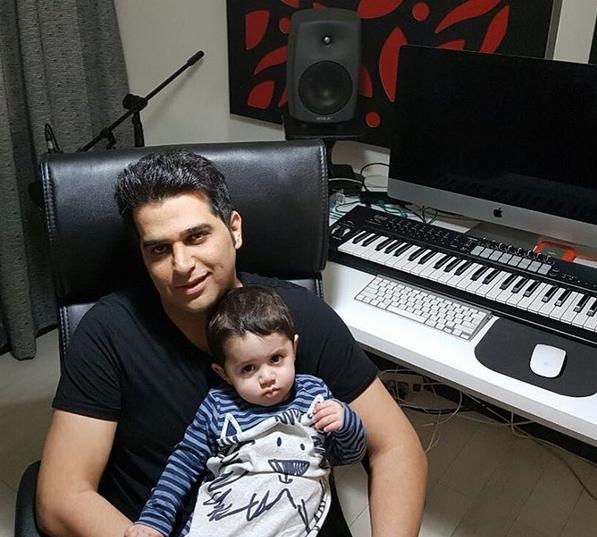 بیوگرافی حمید عسکری و همسرش + معروف ترین آهنگ های حمید عسکری