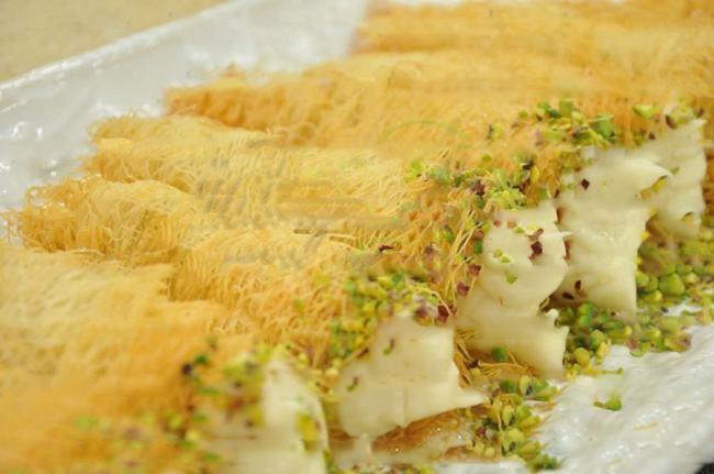 خوشمزه ترین خوردنی های شهر تبریز   شکم گردی