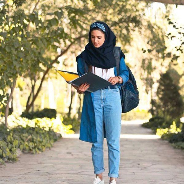 مدل مانتو دانشجویی ساده و شیک 2019 | مانتو دانشگاهی بسیار جذاب