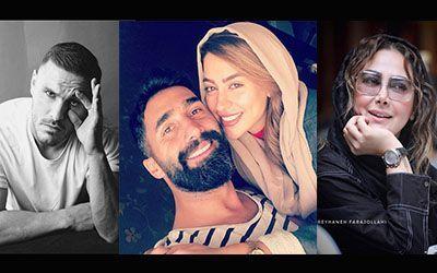 عکس نوشته بازیگران و چهره های مشهور در شبکه های اجتماعی (493)