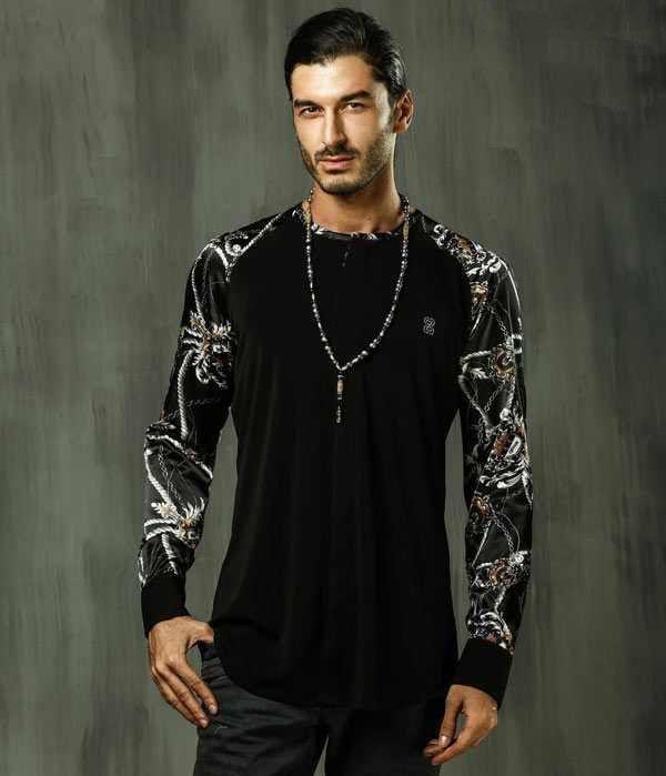 تیپ محرمی پسرانه 97 | مدل لباس مردانه برای ماه محرم سال 1397