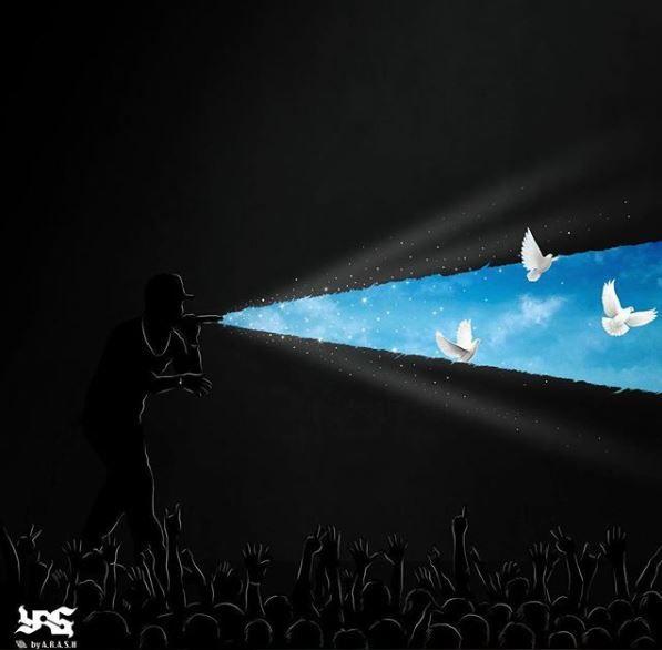 مصاحبه جذاب با یاس + بیوگرافی یاسر بختیاری | از زیر زمین پرواز به آسمان