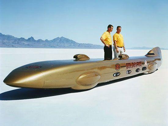 خودروهایی با سرعت راکت های جنگی | 1240 کیلومتر در ساعت!