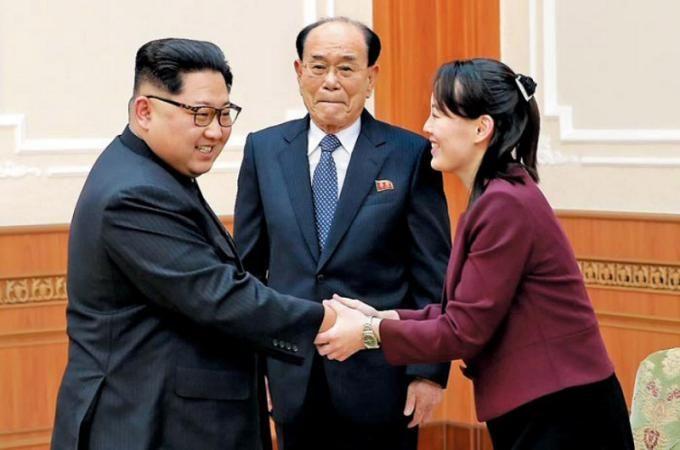 با خانم کیم یو جونگ خواهر قدرتمند رهبر کره شمالی آشنا شوید