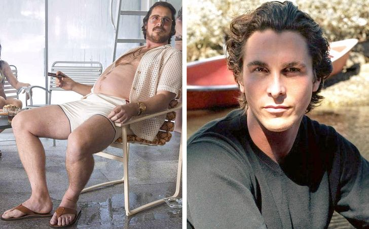 بازیگرانی که استاد تغییر وزن و تغییر چهره هستند +عکس