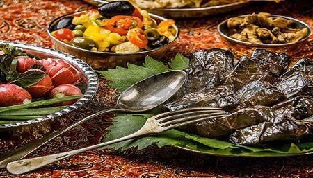خوردنی های خوشمزه که اعضای جدا نشدنی از سفره های ایرانی