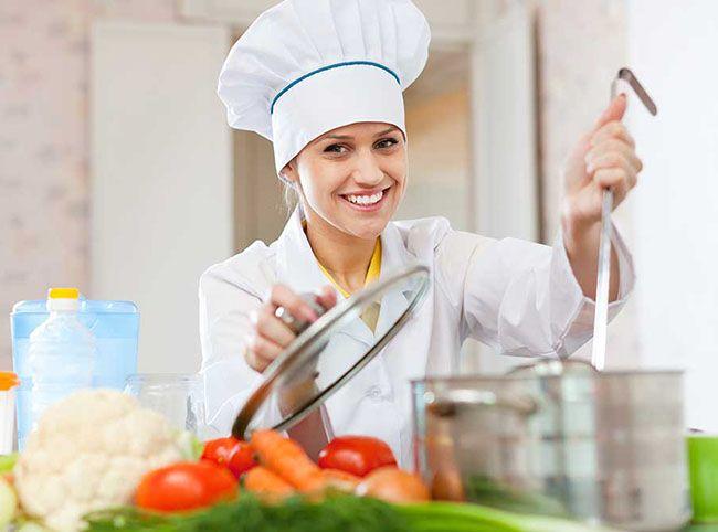 60 ترفند کاربردی برای آشپزی و پخت و پز (آموزش نکات مهم آشپزی)