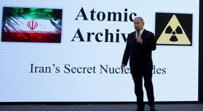 ماجرای نتانیاهو و انبار مخفی هسته ایران در قالیشویی شربت اوغلی