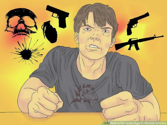 چگونه تروریست ها را شناسایی کنیم؟ + در مواجهه با یک حمله تروریستی چه کنیم؟
