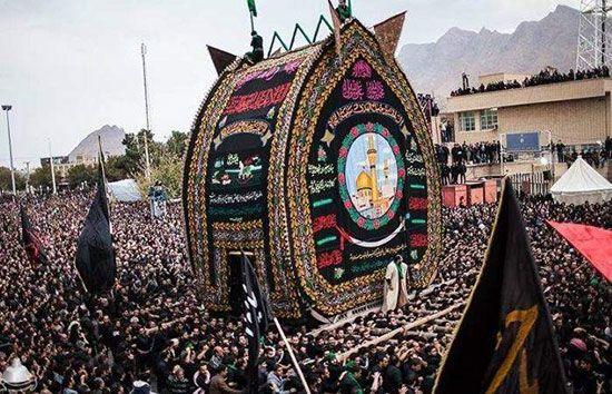 معروف ترین رسم های عزاداری ماه محرم در ایران + عکس