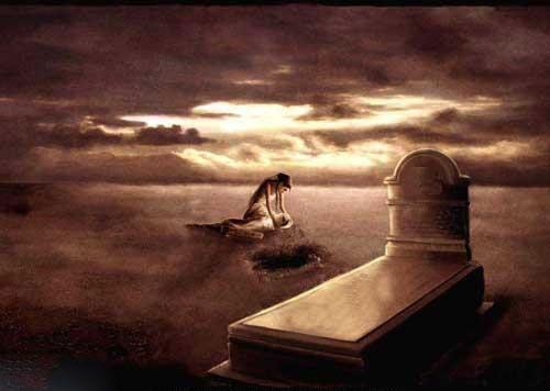 تعبیر خواب دیدن مردگان + تعبیر خواب مردن و مرگ (مجموعه کامل از انواع تعبیر خواب)