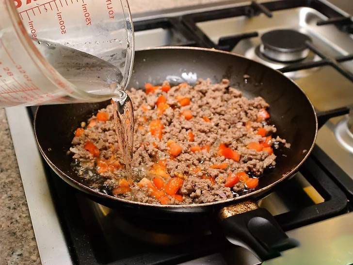 بهترین روش های پخت گوشت چرخ کرده