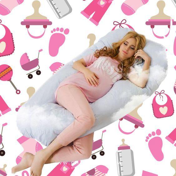 مدل های بالش بارداری + راهنمای استفاده | انواع بالش و پشتی برای دوران حاملگی