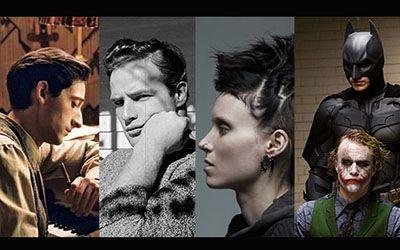 بازیگرانی که تاتو هایی مرتبط با فیلم های شان دارند + عکس