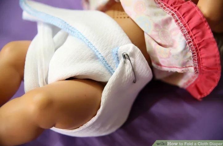 روش های بستن کهنه نوزاد | چگونه نوزاد را کهنه ببندیم؟