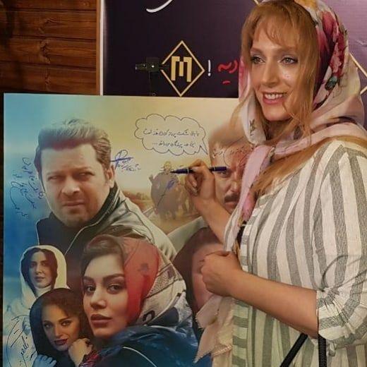 اینستاگردی با نگین معتضدی بازیگر زیبای ایرانی