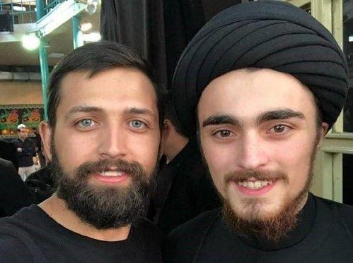 بازیگران و چهره های مشهور ایرانی در عزاداری های ماه محرم 97