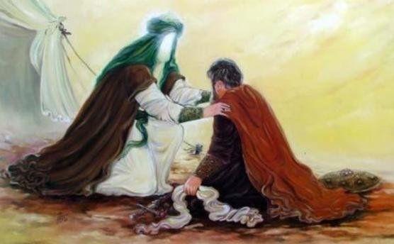 اس ام اس و متن های کوتاه برای حضرت حر از یاران امام حسین (ع)