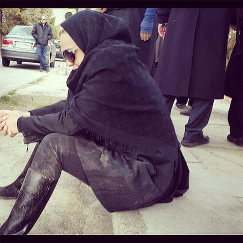بیوگرافی پرند زاهدی و همسرش + عکس های پرند زاهدی بازیگر ایرانی