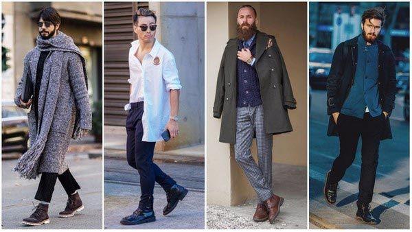 بهترین بوت های مردانه برای پاییز و زمستان 97 و 2019 + راهنمای خرید بوت مردانه