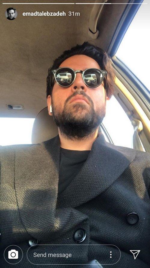 استوری های هنرمندان و بازیگران ایرانی معروف در برنامه اینستاگرام (30)