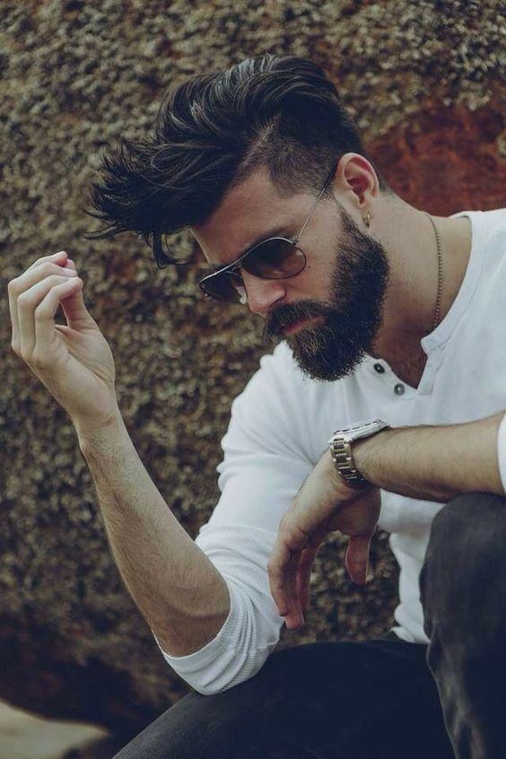 مدل مو مردانه برای پاییز و زمستان 2019 | لاکچری ترین مدل های مو